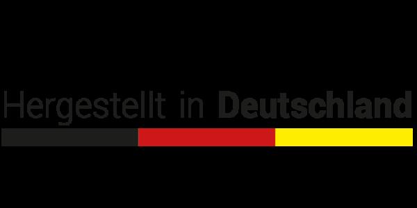 Hergestellt in Deutschland Symbol