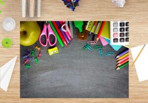 Schreibtischunterlage - Schreibtischmaterial - aus Vinyl